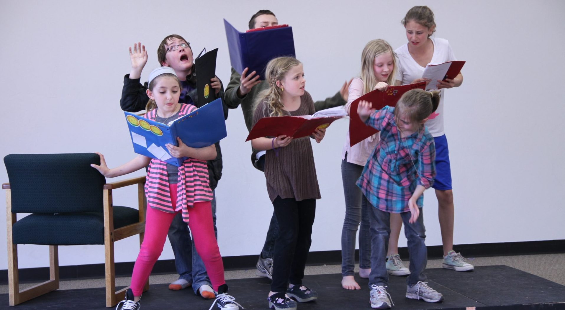 Finding Your Voice: Singing for Beginners Ages 12-14