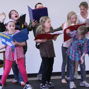 Finding Your Voice: Singing for Beginners Ages 8-11