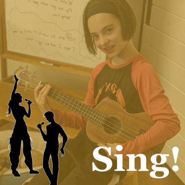 Sing! Camp June 21- July 2