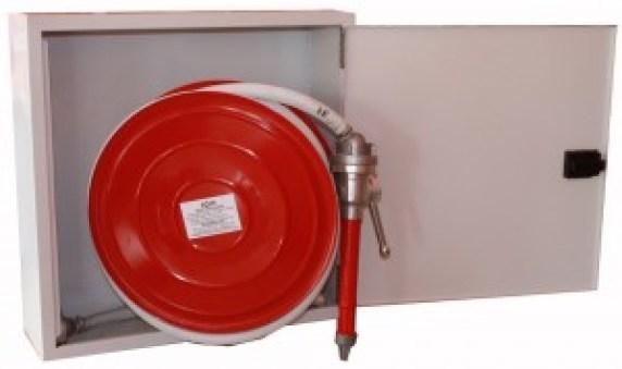 Касета и барабан с полутвърд шланг Ø 25 mm