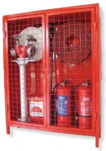 Противопожарно табло с мрежа