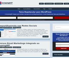 Temas WordPress os 5 Melhores aqui, Grátis e Pagos.