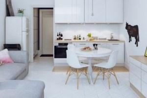 Soluciones para aprovechar espacios pequeños