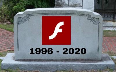 Adobe Flash desaparecerá este año, ¡Ve a desinstalarlo ahora!