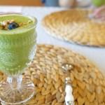 季節感のあるグリーンスムージーのレシピ