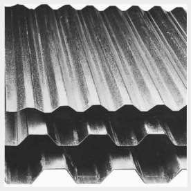 Floordeck Bondek T=1mm 1000 mm