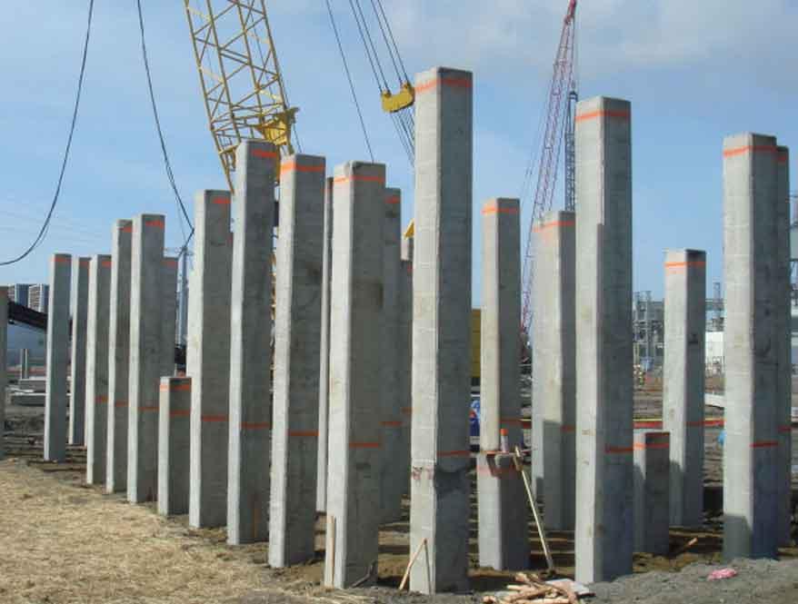 Mengenal Tiang Pancang Precast Reinforced Concrete Pile - CV. MSK