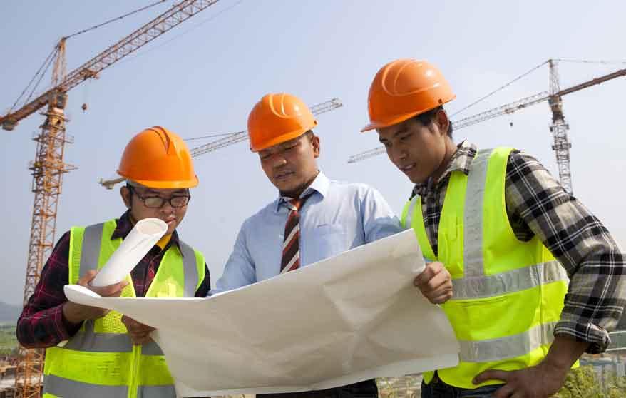 Profesi-Profesi dalam Proyek Konstruksi