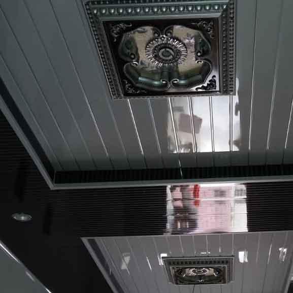 Harga Plafon PVC Terpasang Per M2 Lembar | Shunda