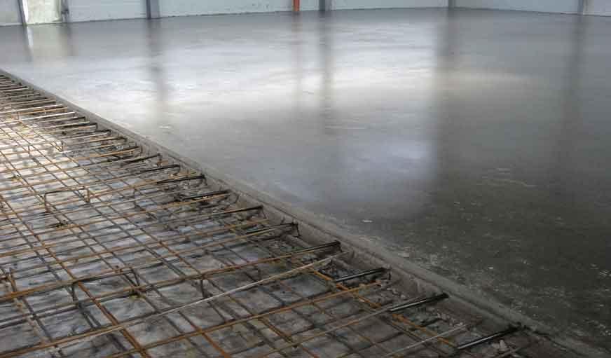 Tekstur Lantai Beton untuk Hunian Dan Manfaatnya