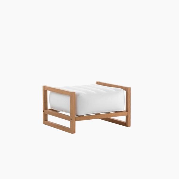 Revendeur de Mojow solution design fr mobilier assises fauteuil Yoko wood vert cristal