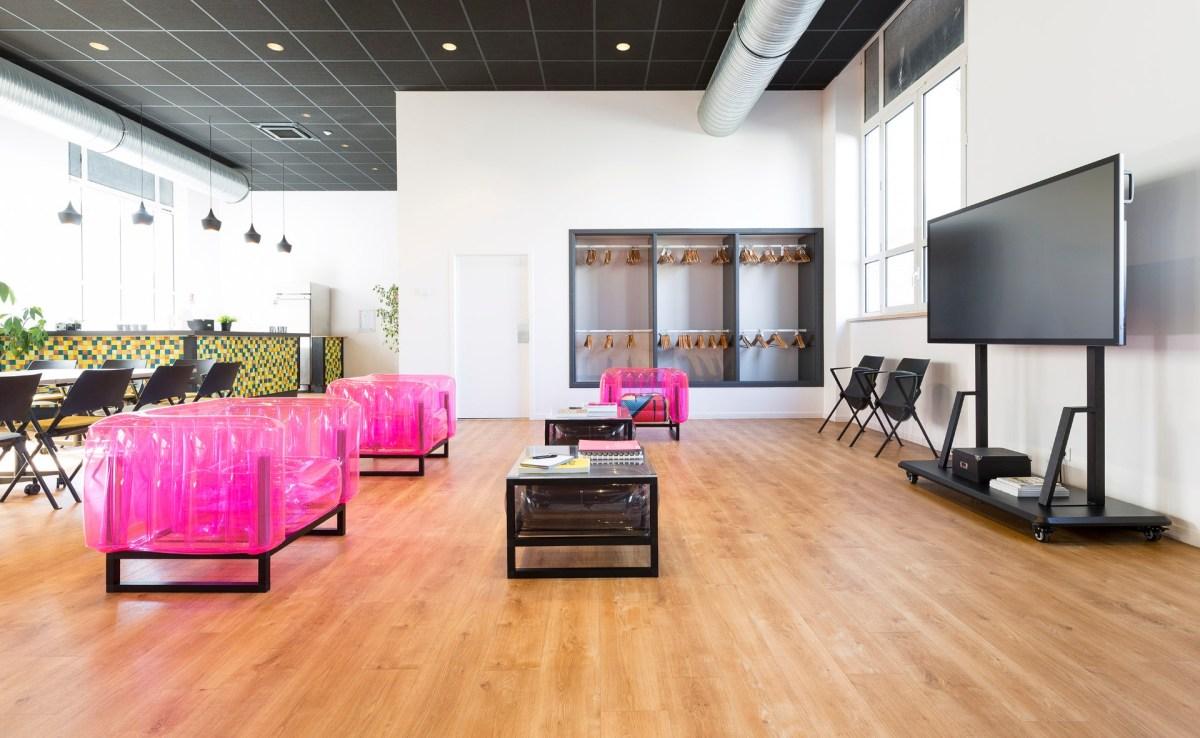 Revendeur de Mojow solution design fr mobilier table basse Yoko noir cristal