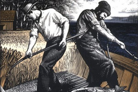 Cover of Farmers and Fisherman