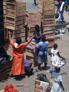 Ghana Market Queens