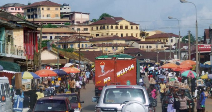Ghana Town