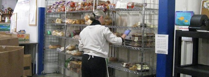 Fairbanks food bank boosts post-holiday donations