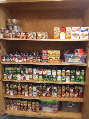 Cal Poly San Luis Obispo student food pantry