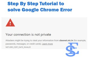 Fix Your Connection Is Not Private Google Chrome Error,your connection is not private windows 10,google chrome error,fix google chrome error,yfix yoour connection is not private, solve our connection is not private