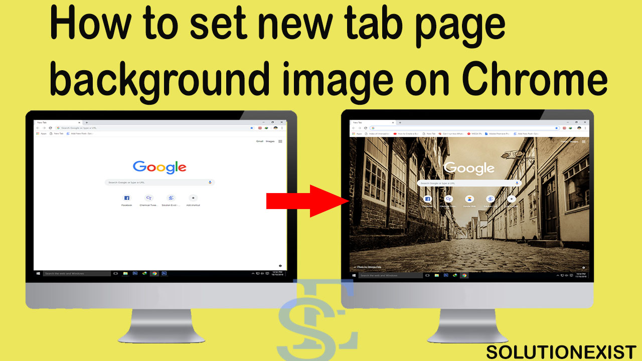 set Background Image on Google Chrome, change google chrome theme with your own picture, background image in Google Chrome, change background image in google chrome,Google chrome latest update,Google chrome update features,google chrome theme with your own picture.