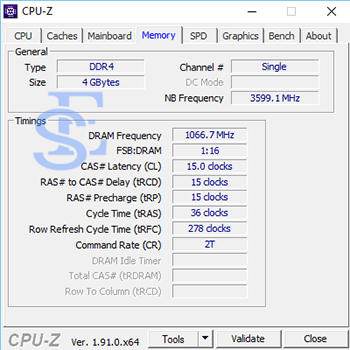 how to identify ddr4 ram physically