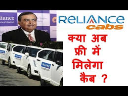 Reliance Jio Cabs Service
