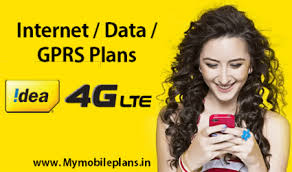Idea 345 plan : Get 14 GB 3G / 4G Data and Unlimited Calling at Rs 345 ( 500 MB per Day )