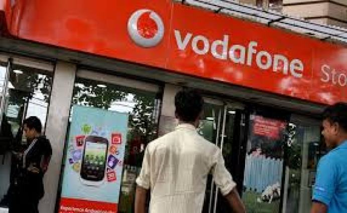 Vodafone 27 GB Free data