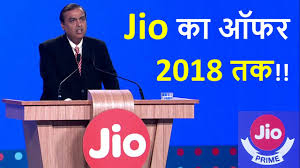 ( jio express news app ) Jio Extended Offer : Get Free Unlimited 4G data + Voice Calling till March 2018