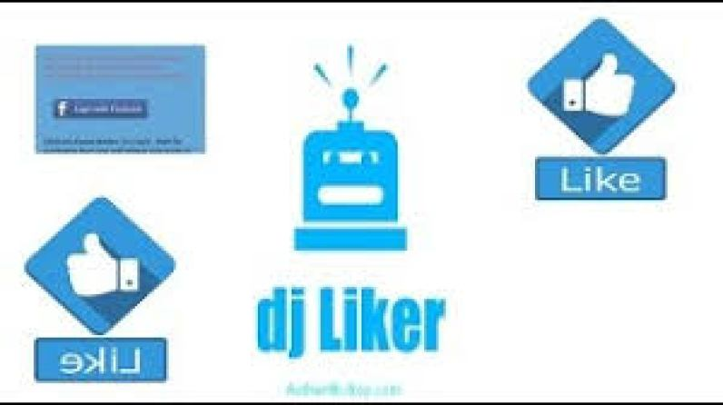 dj liker app download old version