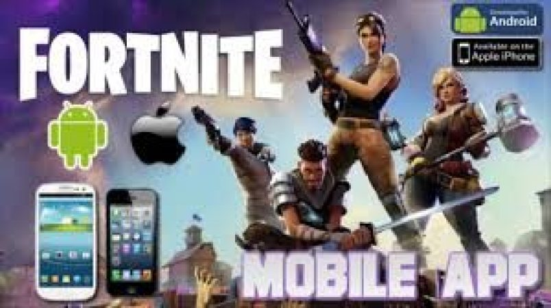 fortnite android app download free For android, Ios or Pc