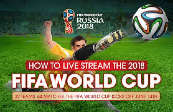 FIFA World Cup 2018 Live Streaming App download free