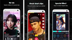 Tik Tok App download Free For Android, iOs or Pc By Play store