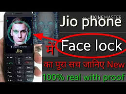 Jio Phone Face Lock App Download Free To Secure Your Jio Phone