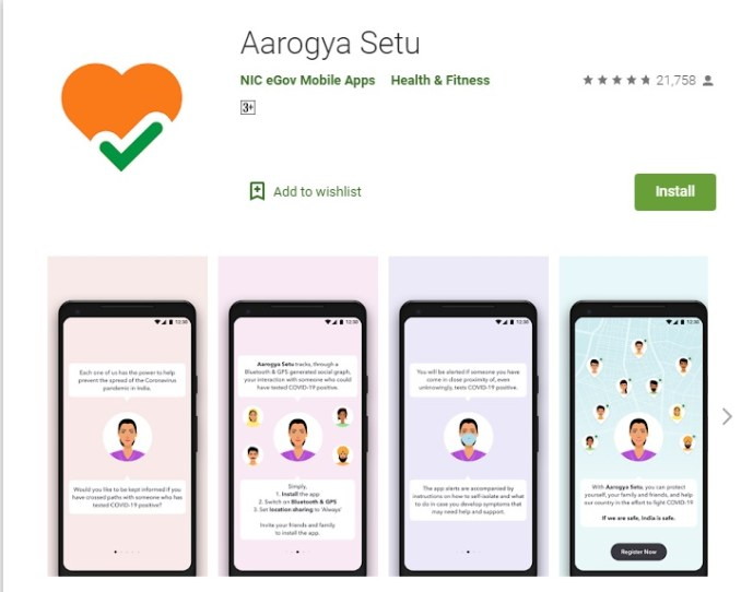 Aarogya Setu Apk Download
