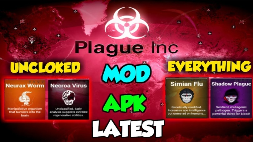 Plague Inc Mod Apk Download 2020