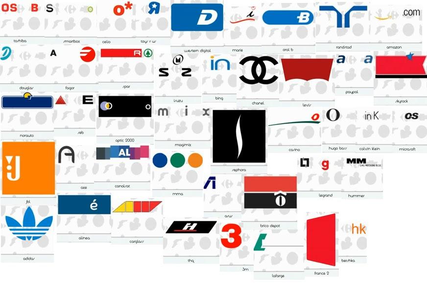 Logos Quizz France Niveau 7 : Solutions