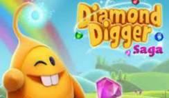 solution diamond digger saga niveau 98