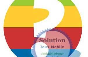 Solution Connect les mots niveau 1