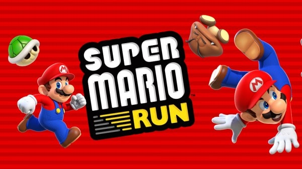 super mario run le jeu