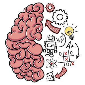 solution Brain Test niveau 216