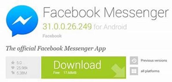 Facebook Messenger App Download | Facebook Messenger App Install