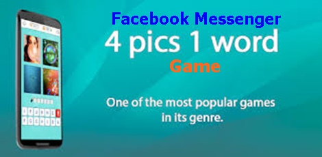 Facebook Messenger 4 Pics 1 Word Game