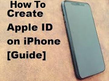How to Create an Apple ID – Set Up an iCloud Mail Address