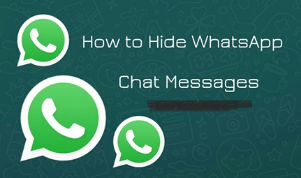 Whatsapp Security Message – How to Hide Your Private Chat Messages in WhatsApp