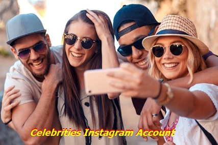 See Celebrities Instagram Account – Famous People On Instagram
