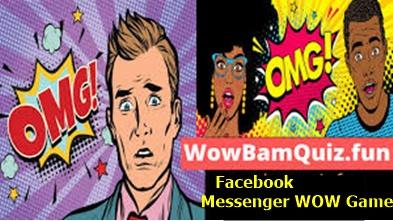 Facebook Messenger WOW Game