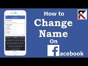 How to Change Username On Facebook Profile Link – Add Name on Facebook