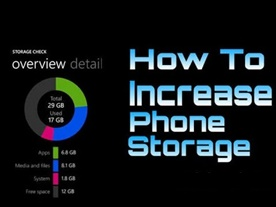 How to Increase Phone Storage | Increase Your Phone Storage Without SD Card