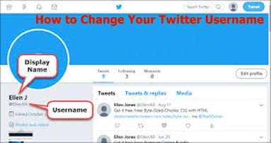 How to Change Your Twitter Username