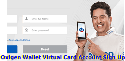 Oxigen Wallet Virtual Card Account Sign Up | Oxigen Wallet Login Account – www.oxigenwallet.com